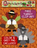 FREE TURKEY CLIP ART