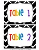 FREE Table Labels