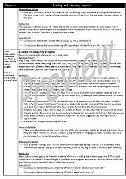 Kindergarten Length Smart Notebook and Unit of Work Bundle 1