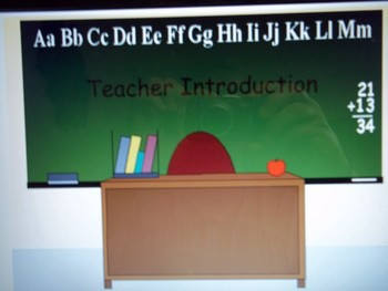 FREE Teacher Introduction Notebook