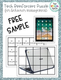 FREE-Tech Reinforcers Puzzles