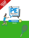 FREE: Tennis Pack Sample - The PE Project