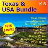 FREE - Texas History - Texas Map