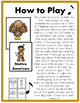 FREE Thanksgiving Word JUST MOVE! (A Get Up and Move Aroun
