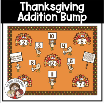 FREE Thanksgiving Addition Bump