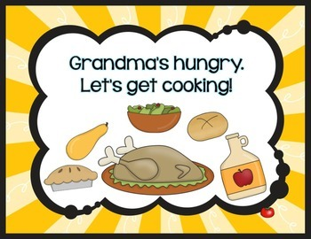 FREE: Thanksgiving Math: PPT for making 10