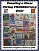 FREE Thanksgiving Quilt Classroom Community Building Project