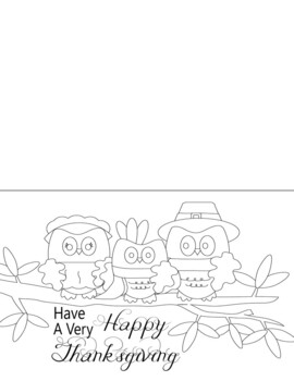 FREE Thanksgiving Cards - What I Am Thankful For -  Writing Project