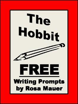 FREE The Hobbit Unit Book Extension