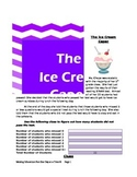 FREE - The Ice Cream Caper - A Mystery Inference Activity