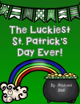 FREE The Luckiest St. Patrick's Day Ever Rhyming Cards Pack