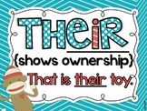 {FREE} Their, There, They're
