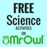 FREE Third Grade Science Activities on MrOwl