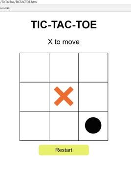 FREE TIC-TAC-TOE APP - Interactive Whiteboard Game