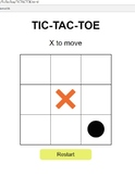 FREE TIC-TAC-TOE APP - Interactive Whiteboard Game