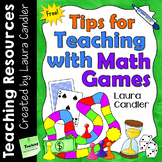 Tips for Teaching with Math Games (Free)