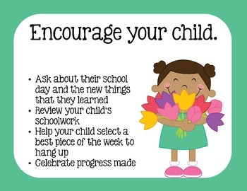 FREE Tips for a Successful School Year: A Guide for Parents