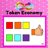 FREE Token Economy for Autism Special Education