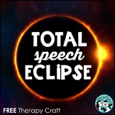 FREE: Total Speech Eclipse Craft