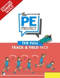 FREE: Track & Field Pack Sample - The PE Project