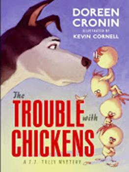 FREE Trouble With Chickens Chapter Questions