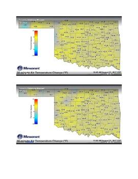 FREE - Tulsa, Oklahoma Eclipse Data & Teaching Ideas