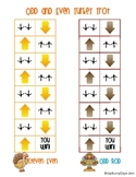 FREE Turkey Trot math game
