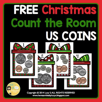 FREE US Coins Count The Room