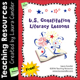 FREE Constitution Day Literacy Lessons
