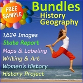 FREE: US History + US Geography