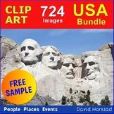 "FREE - US Symbols ""Bald Eagle"""