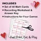 FREE Understanding 11-19 with Hearts: 40 Math Game Cards KB12-V
