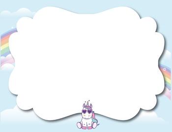 FREE!!! (Unicorn Frames)