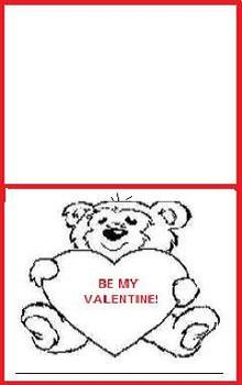 FREE VALENTINE TEMPLATES YOUR STUDENTS WILL LOVE!