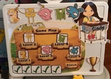 FREE VIPKID Level 5 UA Game Map for Secondary Reward