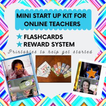 Mini Start-up Kit   VIPkid   gogokid   Flashcard Props   Reward