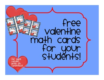 original-499984-1 Valentine Math Worksheets Free on activities for elementary, for 5th grade, candy heart, addition subtraction, for 1st grade,