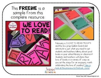 FREE!  Valentine Estimation Jar Activity