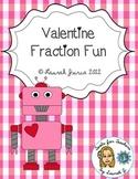 FREE Valentine Fraction Fun