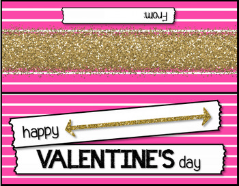 FREE Valentine Treat Bag Toppers