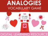 FREE Valentine's Day Analogy Game