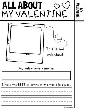 FREE Valentine's Day Flip Book Gift