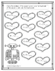 FREE Valentine's Day Math and Literacy Printables/worksheets
