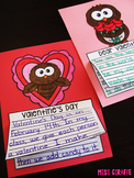 FREE Valentine's Day Writing Craft NO PREP
