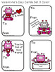 FREE -Valentine's Day Ready-To-Print Cards - Holiday - Seasonal