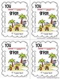 FREE Valentine's Cards Editable