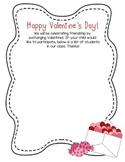 FREE Valentine's Day Class List