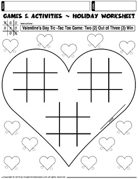 FREE Valentine's Day Variety Pack, Alphabets,Math,Games,Valentine's Day Cards