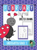 FREE Valentines Writing Kindergarten Ladybug