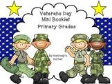 Veterans Day Mini Booklet